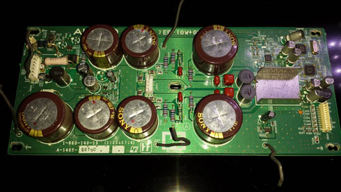 Audio Amp Board 1-860-140-13 172340714 A-1405-907-C для телевизора Sony LDM-3210 купить