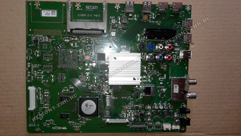 SSB, MainBoard 715rlpcb0000000213 300RASEL0000000811 для телевизора Philips 49PUS7809 купить