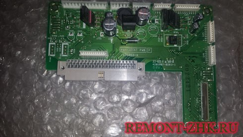 Control PCB JA04953-A для телевизора Hitachi 32PD5000 купить