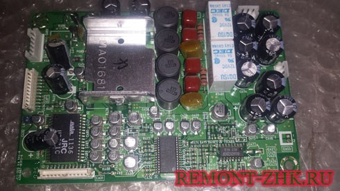 Audio Board JA04953-B для телевизора Hitachi купить